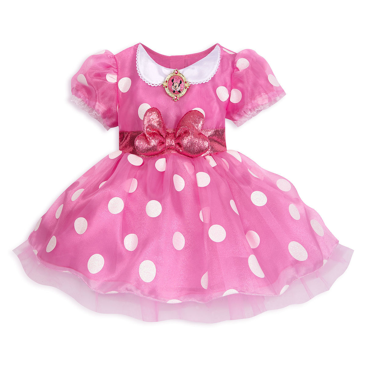 Minnie Mouse Pink Costume For Baby Shopdisney
