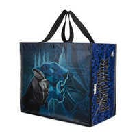 Image of Black Panther Reusable Tote # 1