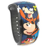 Image of Mickey Mouse and Friends MagicBand 2 - Walt Disney World 2019 # 1