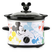 Image of Mickey Mouse 90th Anniversary Slow Cooker - 2 Quart # 1