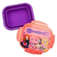 Image of Disney Princess Food Storage Container - Disney Eats # 1