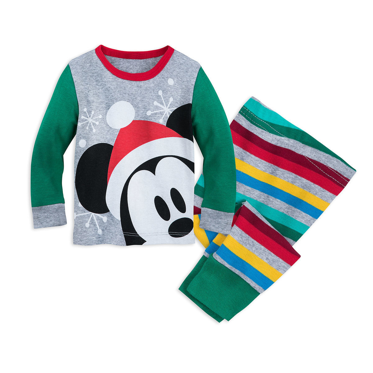 Product Image of Mickey Mouse Holiday PJ PALS for Baby   1 fb3f51b16