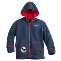 Image of Mickey Mouse and Friends Zip Hoodie for Kids - Walt Disney World 2018 # 1
