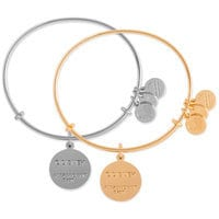 Image of Mickey Mouse Heart Shorts Bangle - Alex and Ani # 2