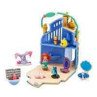 Image of Disney Animators' Collection Littles Ariel Micro Doll Play Set # 2