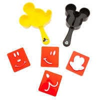 Image of Mickey Mouse Food Mold Set - Disney Eats # 1