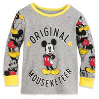 Image of Mickey Mouse ''Original Mouseketeer'' PJ PALS for Baby # 2