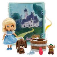 Image of Disney Animators' Collection Cinderella Mini Doll Play Set # 2