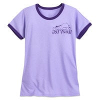 Eeyore Ringer T-Shirt for Women