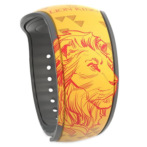 The Lion King 2019 MagicBand 2 - Limited Edition