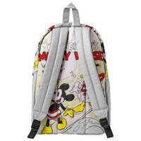 Image of Mickey Mouse and Donald Duck Hawaiian Holiday Backpack by Loungefly # 2
