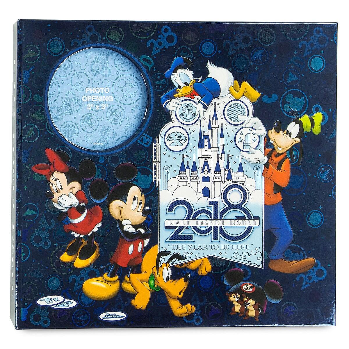 Mickey Mouse And Friends Photo Album 2018 Walt Disney World