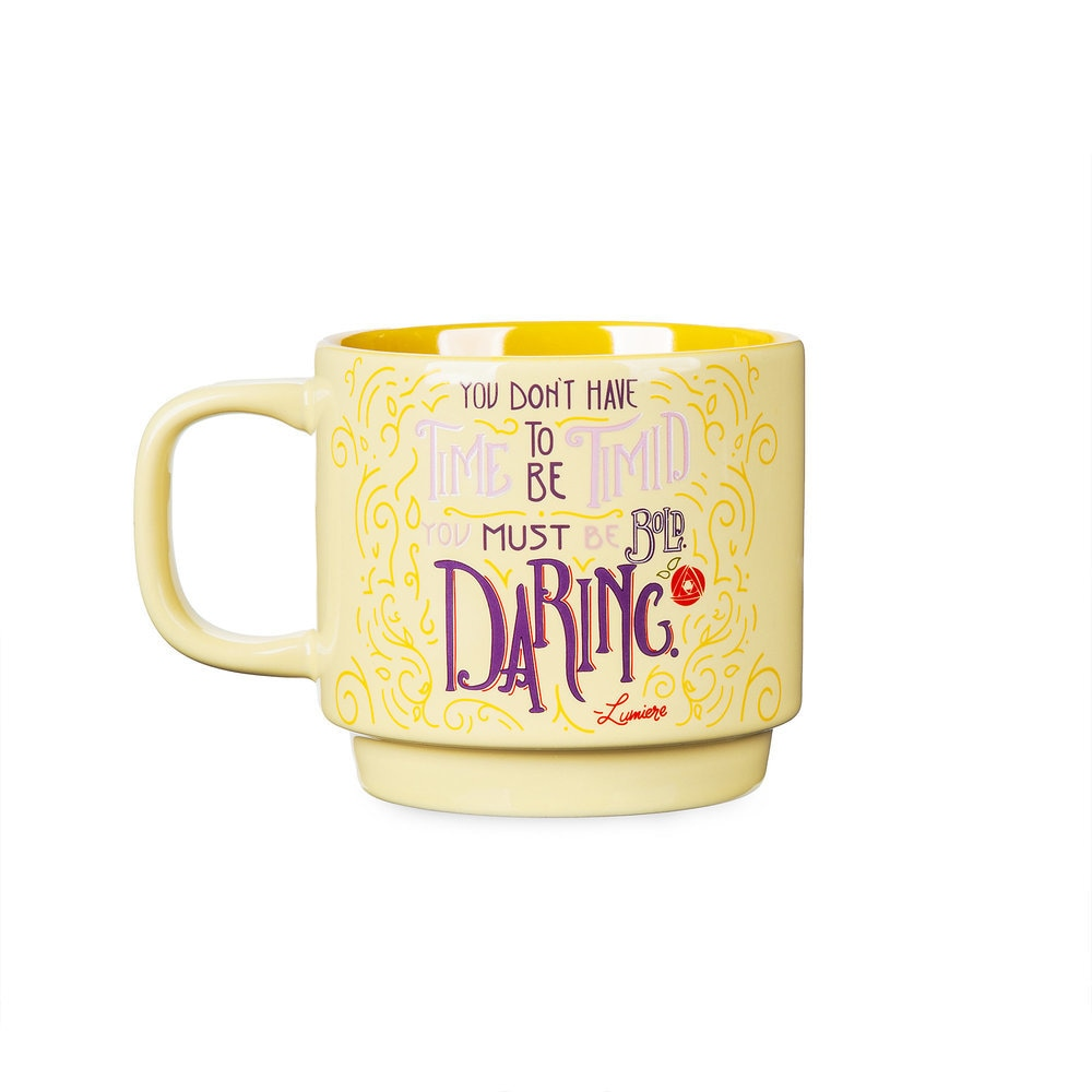 Disney Wisdom Mug - Lumiere - June - Limited Release