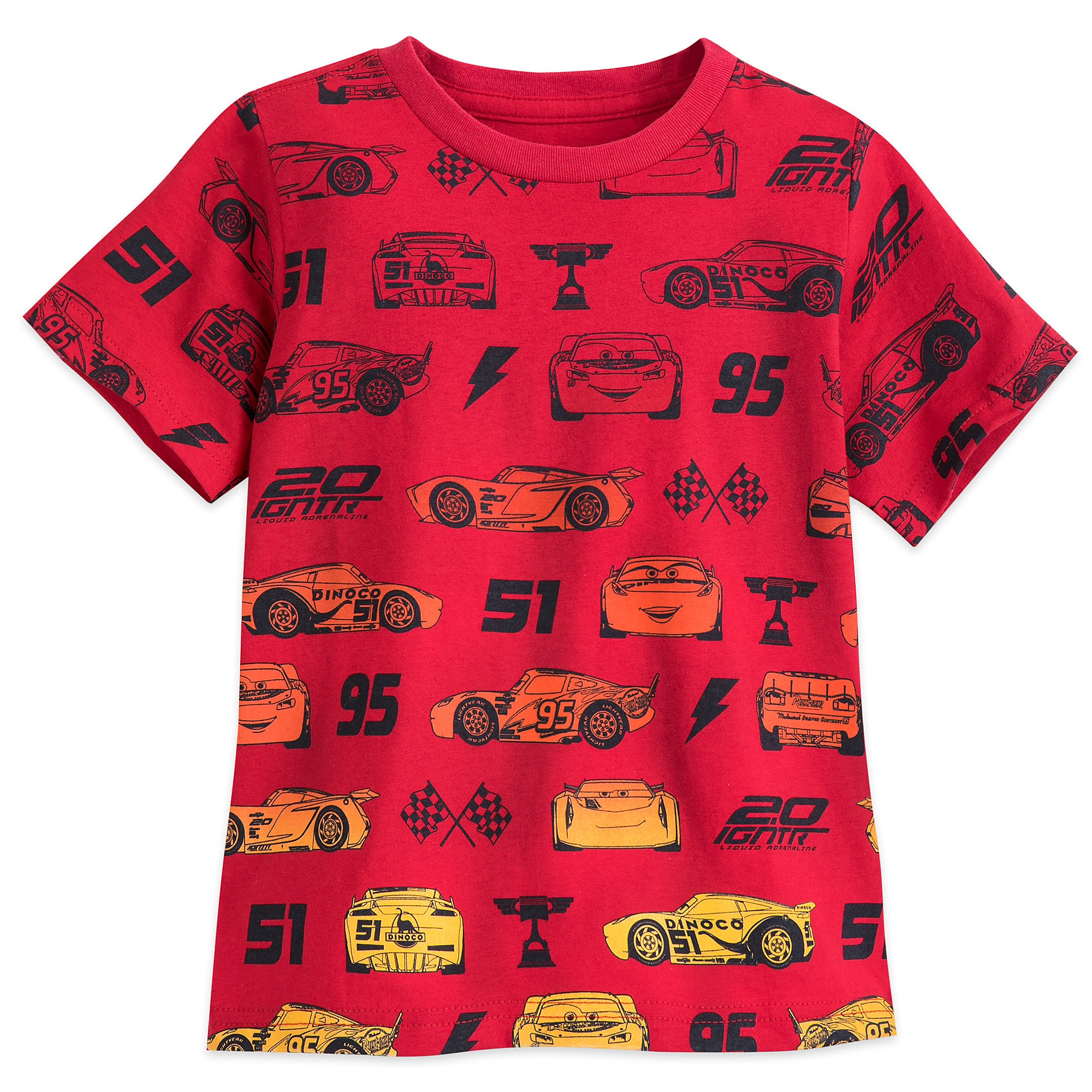 Cars 3 T-Shirt for Boys