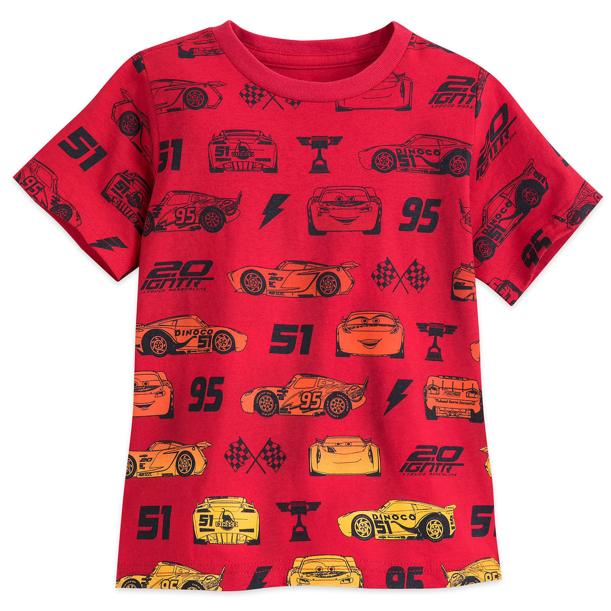 e730fc711 Product Image of Cars 3 T-Shirt for Boys # 1