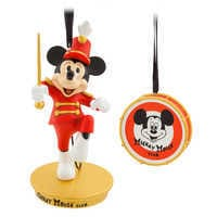 Image of Mickey Mouse Through the Years Sketchbook Ornament Set - The Mickey Mouse Club - August - Limited Release # 1