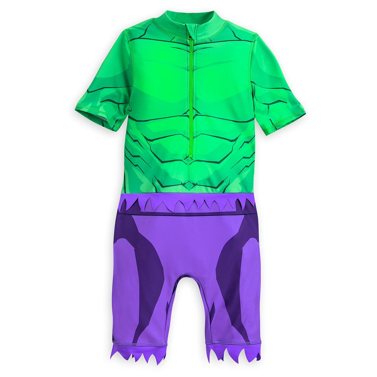 f8ac577d5a Product Image of Hulk Swim Body Suit for Boys # 1