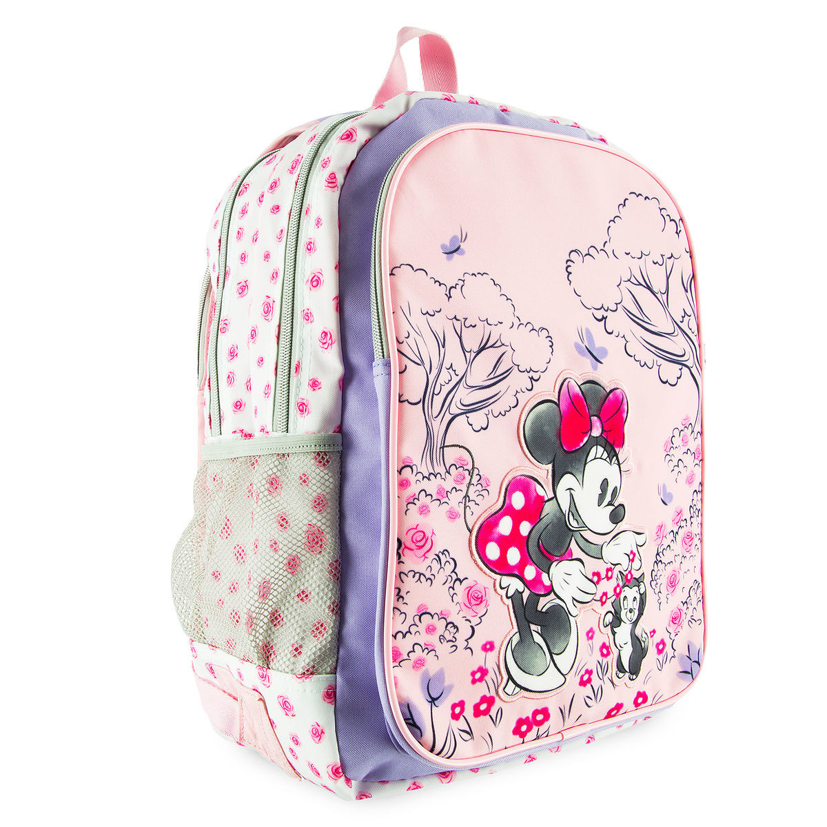 Product Image of Minnie Mouse and Figaro Reversible Backpack   1 70e0c6b4cb11c