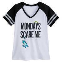 Image of Monsters University Raglan T-Shirt for Women # 1