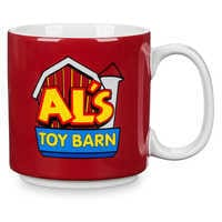 Image of Al's Toy Barn Mug - Toy Story # 1