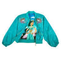 Image of Aladdin Bomber Jacket for Girls - Live Action Film # 3