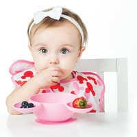 Image of Minnie Mouse First Feeding Set by Bumkins # 2