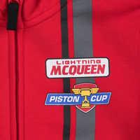 Image of Lightning McQueen Zip-Up Hoodie for Boys # 5