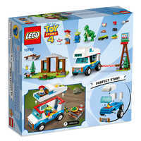 Image of Toy Story 4 RV Vacation Play Set by LEGO # 3