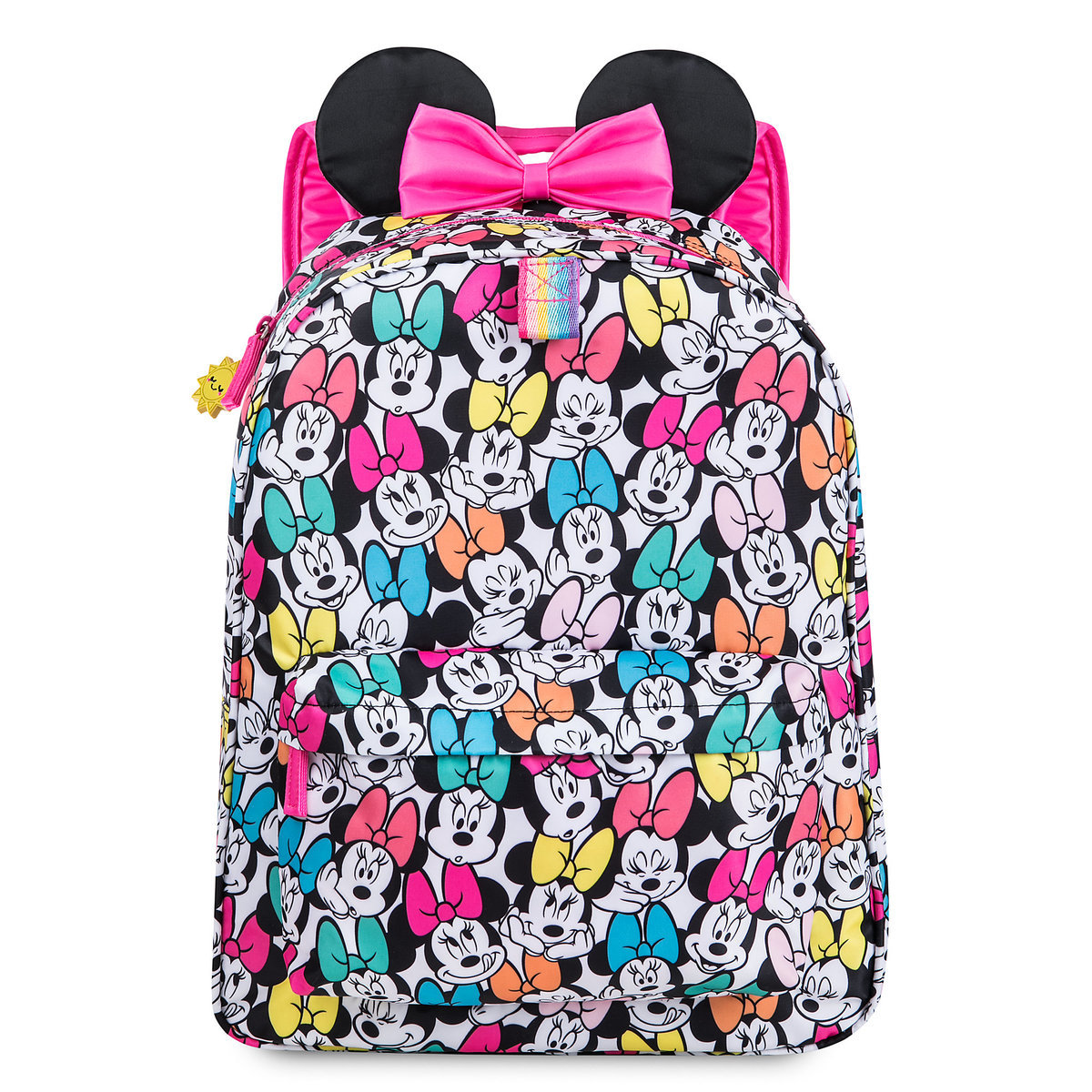 8e17958bda0 Product Image of Minnie Mouse Rainbow Backpack - Personalizable   1