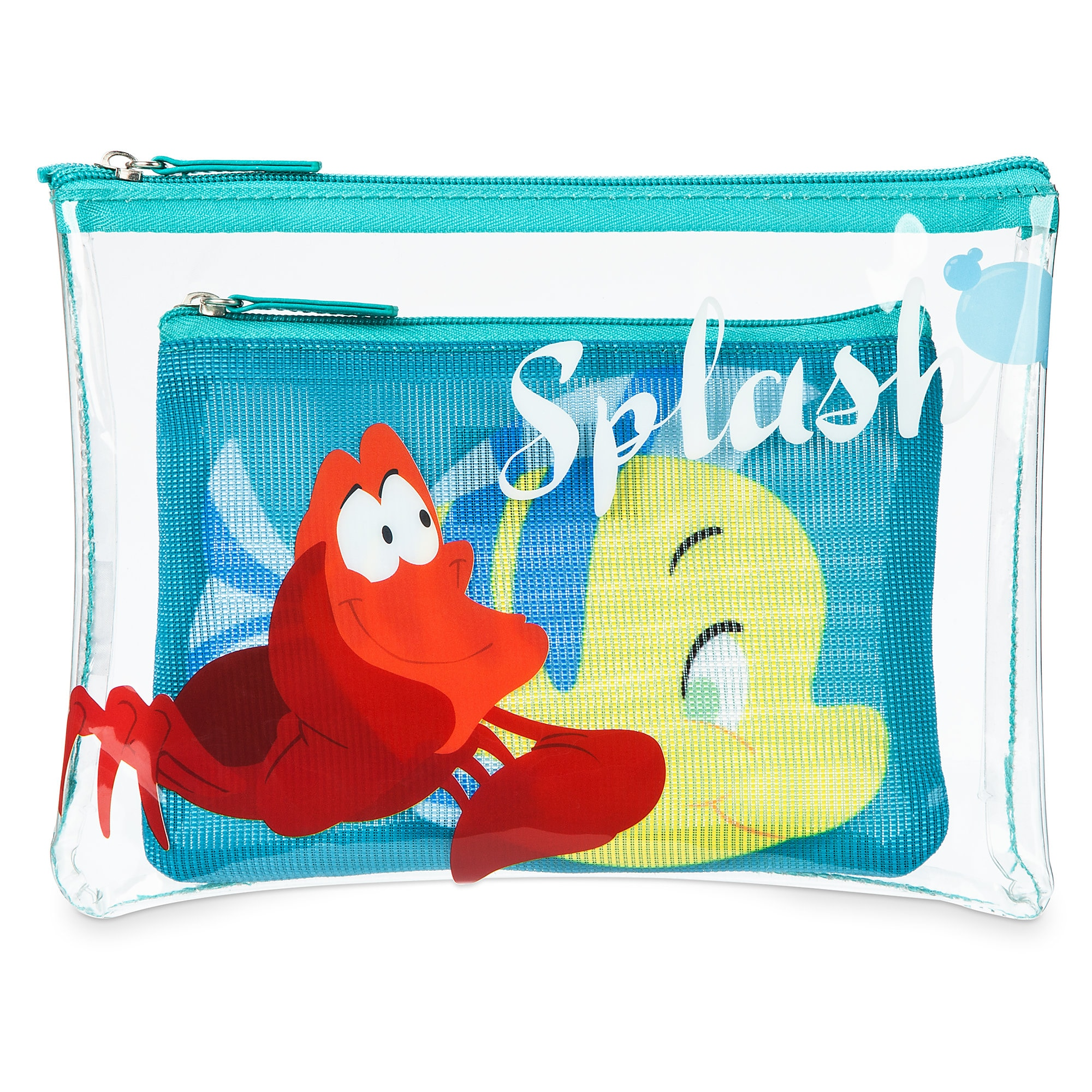 The Little Mermaid Pouch Set - Oh My Disney