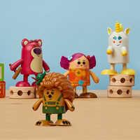 Image of Lotso Shufflerz Walking Figure - Toy Story 3 # 5