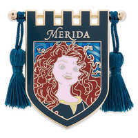 Image of Merida Banner Pin # 1