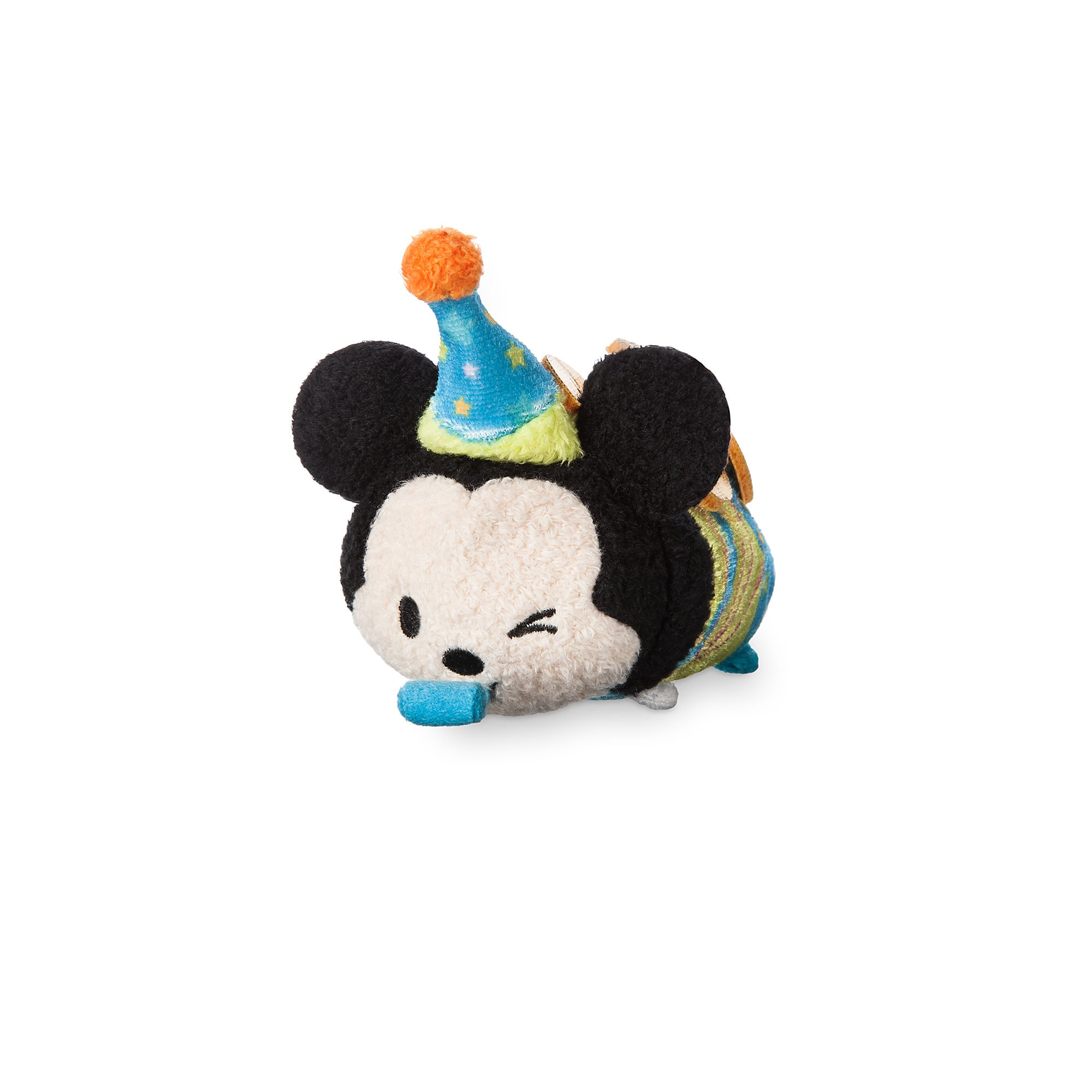 Mickey Mouse ''Tsum Tsum'' Plush - Happy Birthday 2018 - Mini