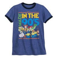 Image of Toy Story Ringer T-Shirt for Adults # 1