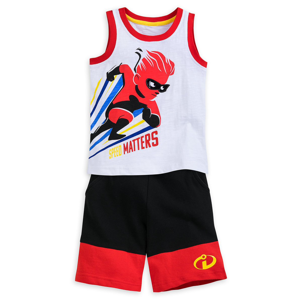 4cba571f8027a Product Image of Dash Tank and Shorts Set for Boys - Incredibles 2 # 1
