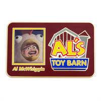 Image of Al's Toy Barn Jumbo Pin - Toy Story # 1