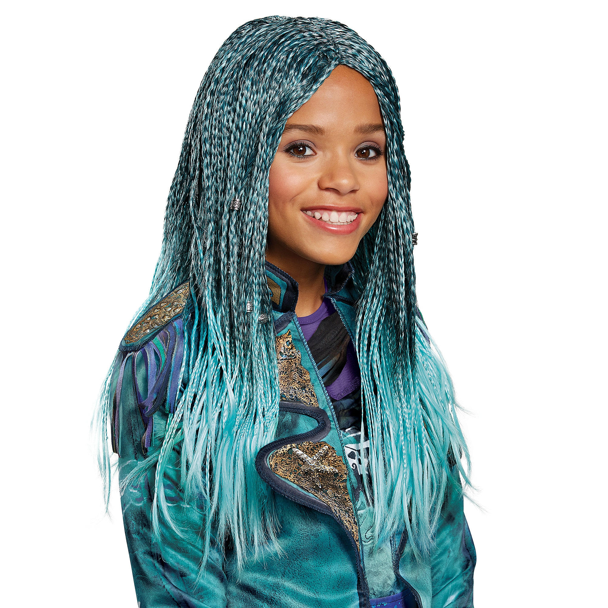 Uma Costume Wig for Kids by Disguise - Descendants