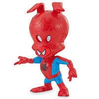 Image of Spider-Ham Spin Vision Action Figure - Spider-Man: Into the Spider-Verse # 3