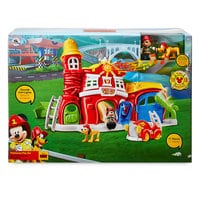 Image of Mickey Mouse Firehouse Play Set # 4