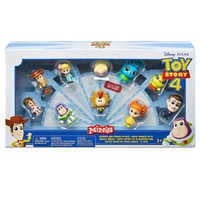 Image of Toy Story 4 Minis Ultimate New Friends Figure Set # 4