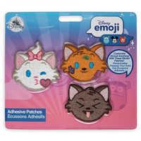 Image of Aristocats Emoji Adhesive Patches Set # 2