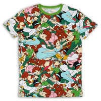 Image of Peter Pan T-Shirt for Adults by Cakeworthy # 1