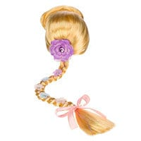 Image of Rapunzel Wig with Braid # 1