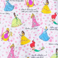 Image of Disney Princess Two-Piece Tulle Top and Leggings Set - Girls # 6