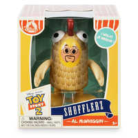 Image of Al McWhiggin Shufflerz Walking Figure - Toy Story 2 # 1