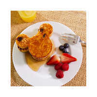 Image of Mickey Mouse Silicone Breakfast Mold Set - Disney Eats # 5