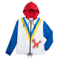 Image of The Fox and the Hound Windbreaker Jacket for Women # 1