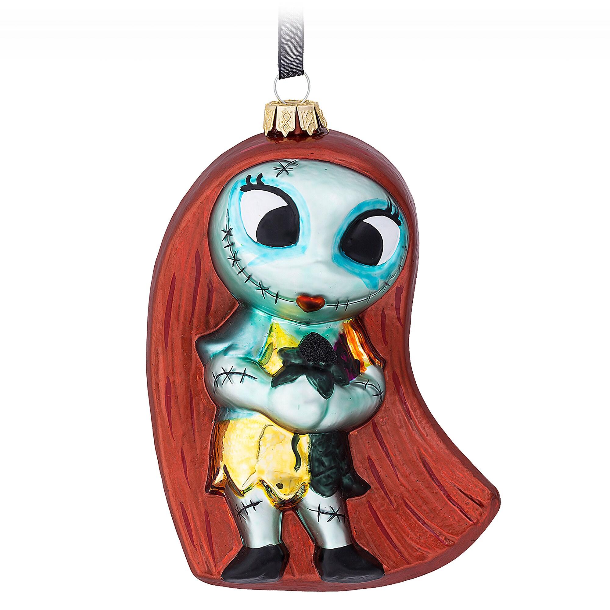 Sally Glass Ornament