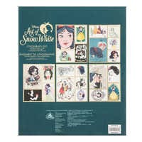 Image of Art of Snow White Lithograph Set - Limited Edition # 5
