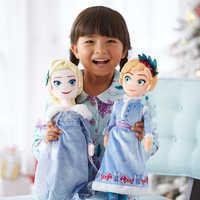 Image of Elsa Plush Doll - Olaf's Frozen Adventure - Medium - 19'' # 2